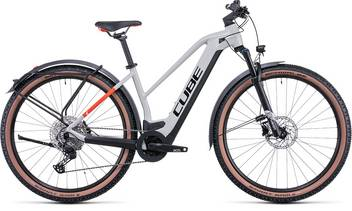 Cube Reaction Hybrid Pro 500 Allroad grey´n´red