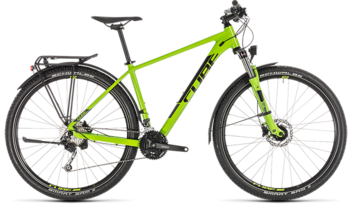 CUBE Aim SL Allroad green´n´black 2019