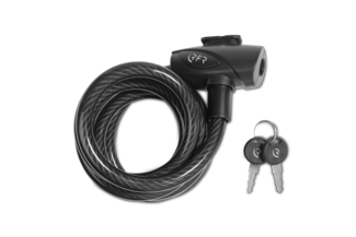 RFR Spiral Cable Lock 12 x 1800 mm