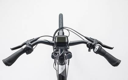 Detail image of Cube Travel Hybrid RT 500 black´n´white 2017 (1)