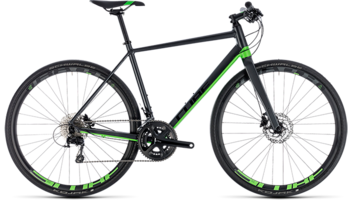 CUBE SL Road Race iridium´n´green 2018