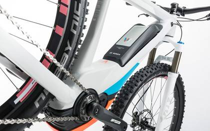 Detail image of Cube Access WLS Hybrid SL 500 team wls 2017 (6)