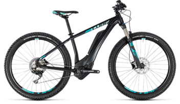 CUBE Access Hybrid Race 500 black´n´mint 2018