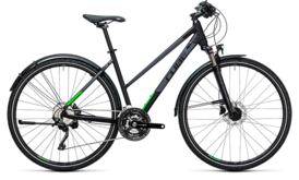 CUBE Cross Allroad black´n´flashgreen 2017