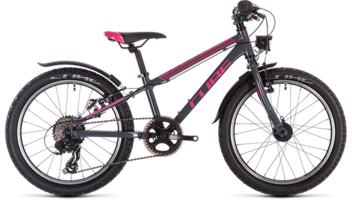 CUBE Access 200 Allroad girl grey´n´blue´n´pink 2020
