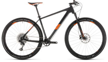 CUBE Elite C:62 Race carbon´n´orange 2019