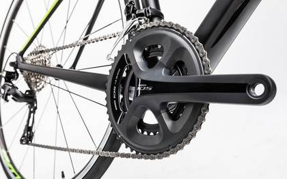 Detail image of Cube Axial WLS GTC Pro carbon´n´blue 2017 (10)