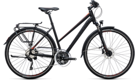 CUBE Touring SL black´n´flashred 2017