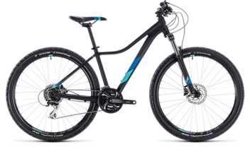 CUBE Access WS Exc black´n´blue 2018
