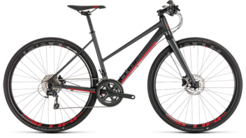 CUBE SL Road Pro iridium´n´red 2019