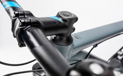 Detail image of Cube Aim Allroad 27.5 darkgrey´n´blue 2017 (2)