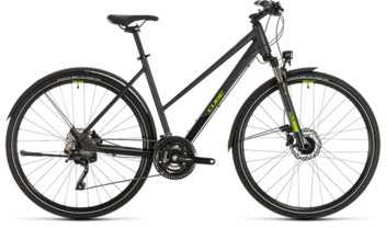 CUBE Cross Allroad iridium´n´green 2020