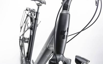 Detail image of Cube Town Pro black 2017 (4)