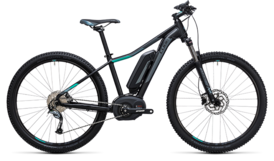 CUBE Access WLS Hybrid ONE 500 black´n´blue 2017