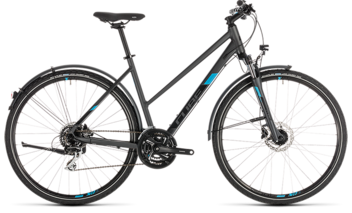 CUBE Nature Allroad iridium´n´blue 2019