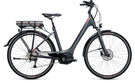 CUBE Touring Hybrid Pro 500 grey´n´flashred 2017
