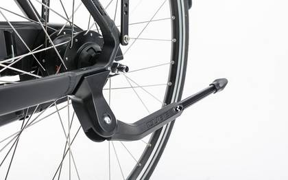 Detail image of Cube Town Pro Comfort black 2017 (16)