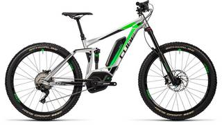 Big bike image of stereo hybrid 160 hpa Race 500 27.5