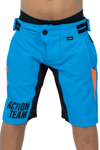 CUBE JUNIOR Baggy Shorts incl. Liner Shorts X Actionteam