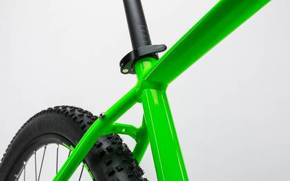 Detail image of Cube LTD Pro 2x green´n´black 2017 (10)