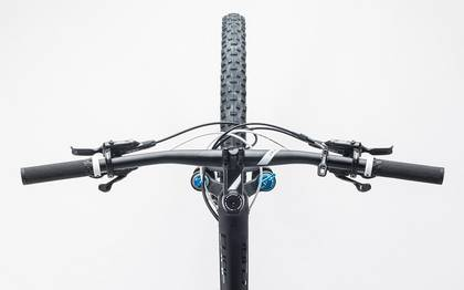 Detail image of Cube Stereo 120 HPC Race carbon´n´white 2017 (1)