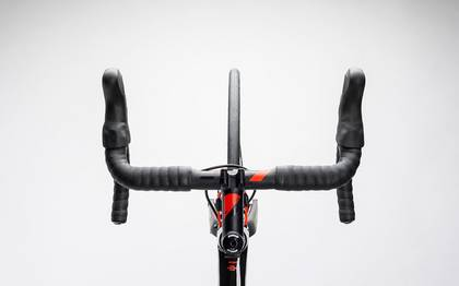 Detail image of Cube Litening C:62 Disc carbon´n´flashred 2017 (1)
