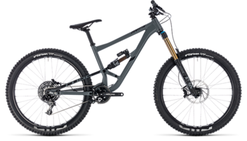 CUBE Hanzz 190 TM 27.5 grey´n´black 2018