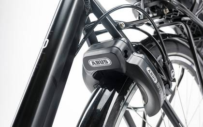 Detail image of Cube Travel Hybrid RT 500 black´n´white 2017 (14)