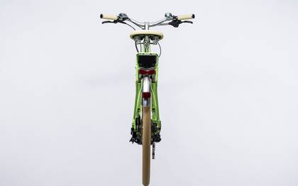 Detail image of Cube Elly Ride Hybrid 400 green´n´white 2017 (9)