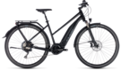 CUBE Touring Hybrid EXC 500 black´n´grey 2018