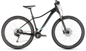 CUBE Access WS SL black´n´mint 2019