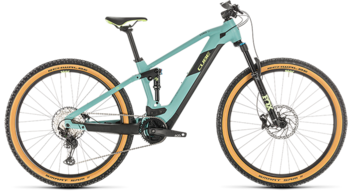 CUBE Stereo Hybrid 120 Race 625 29 frozengreen´n´green 2020