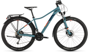 CUBE Access WS Pro Allroad greyblue´n´apricot 2020