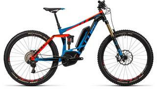 Big bike image of stereo hybrid 160 hpa Action Team 500 27.5