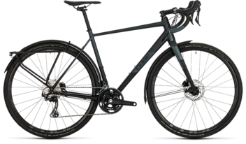 CUBE Nuroad Race FE black´n´iridium 2020