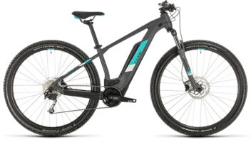 CUBE Access Hybrid ONE 500 grey´n´aqua 2020