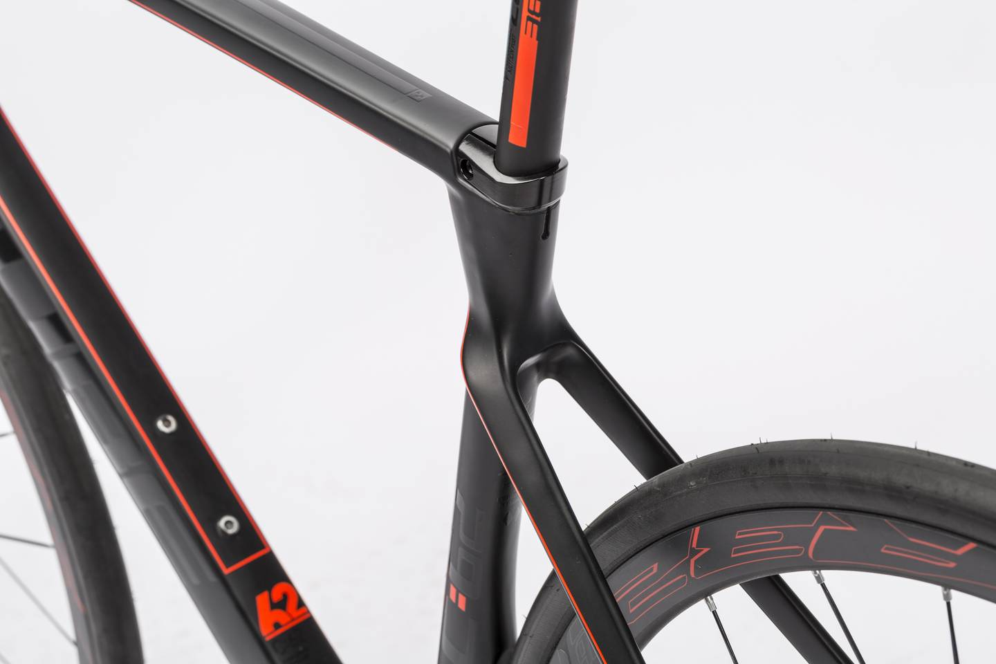 CUBE Agree C62 Race Disc Carbonnflashred 2016